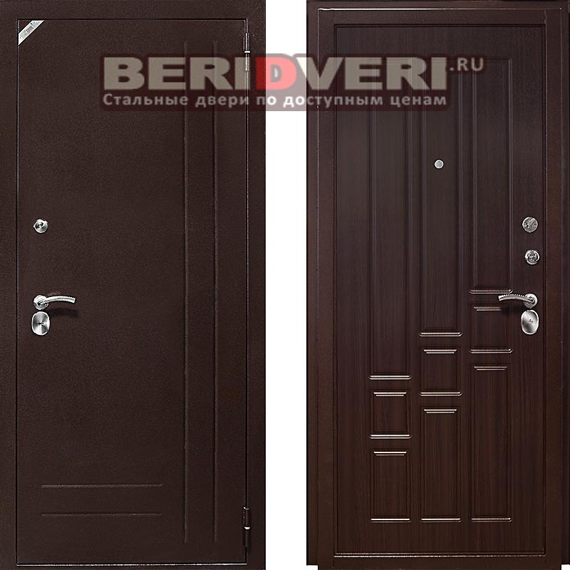 Металлическая дверь Зетта Комфорт 2/Б1