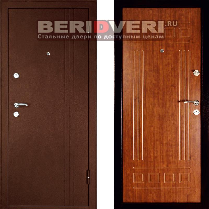 выбирае металлическую дверь в частный