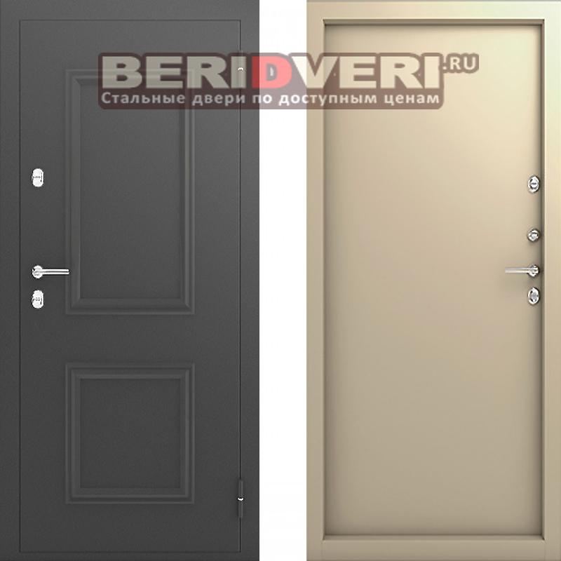 Металлическая дверь TermoDeca