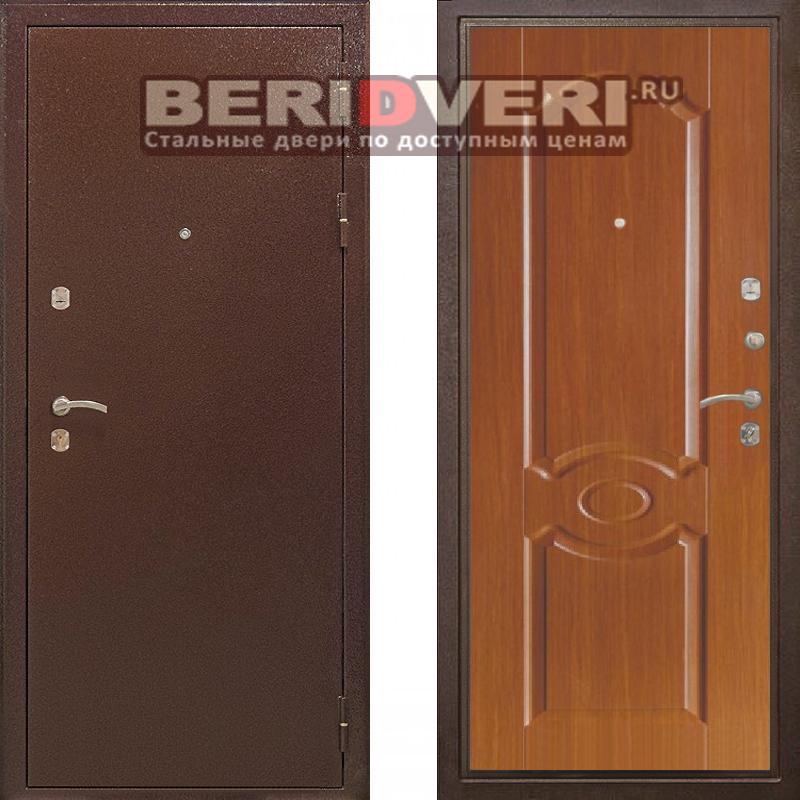 Металлическая дверь Мария Антик