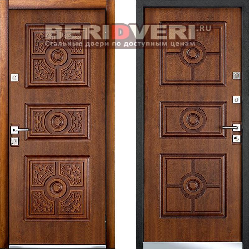 стальная дверь с домофоном в егорьевске