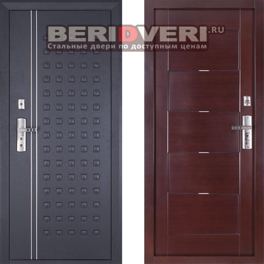 двери металлические для дачи истра