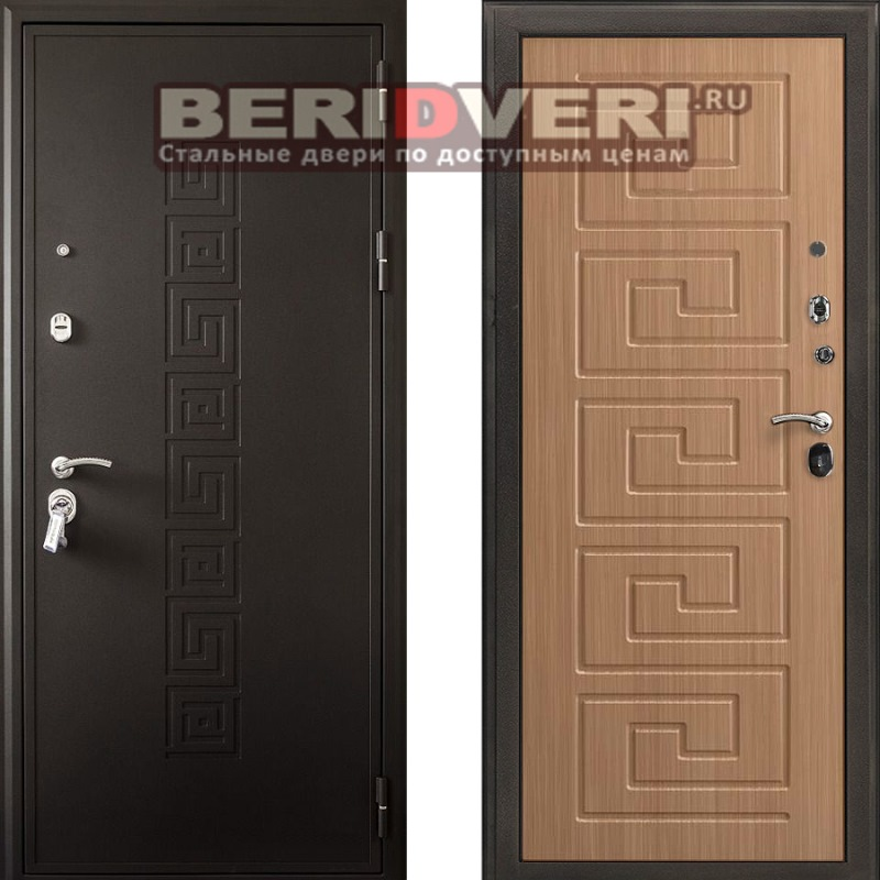 Металлическая дверь Кондор Греция