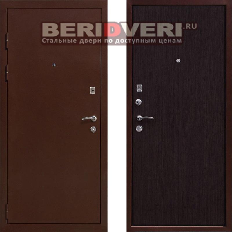 Металлическая дверь Art-Lock Eco Венге