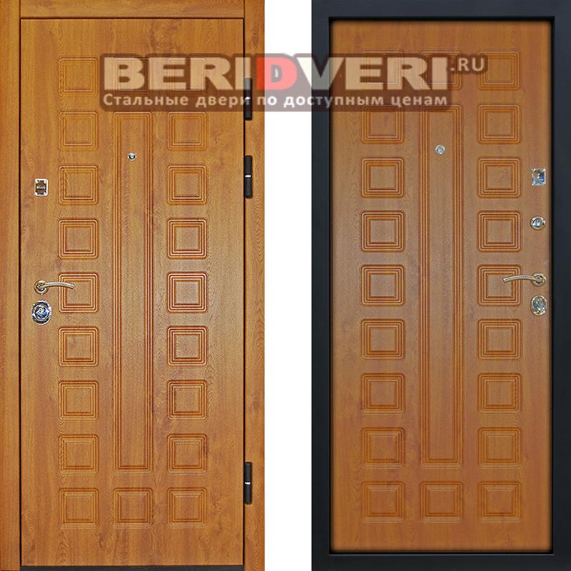 дверь металлическая с теплошумоизоляцией