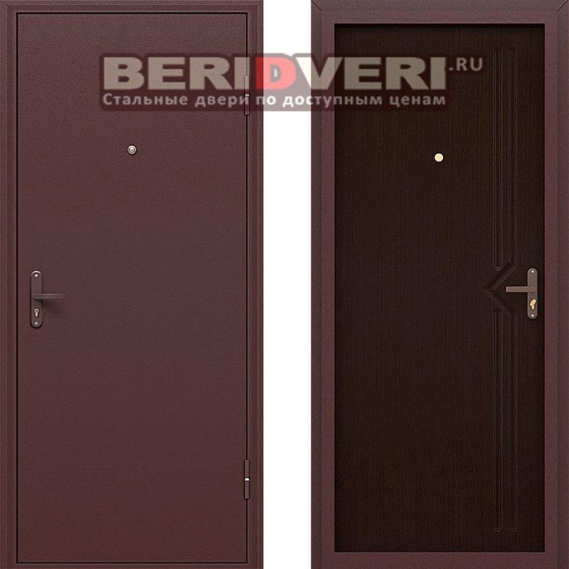 Металлическая дверь Bravo Оптим Хит