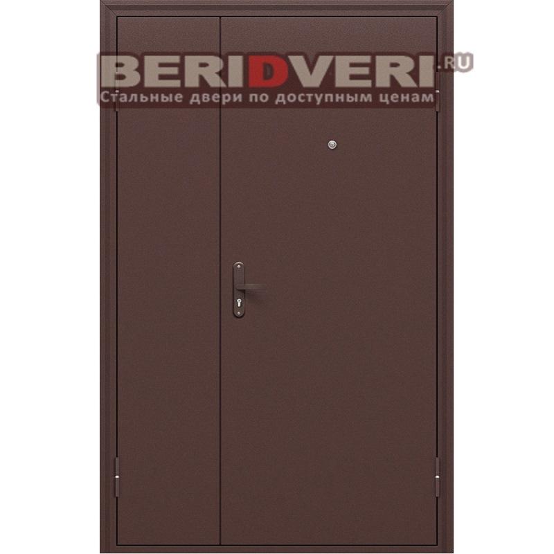 Металлическая дверь Bravo Дуо Гранд