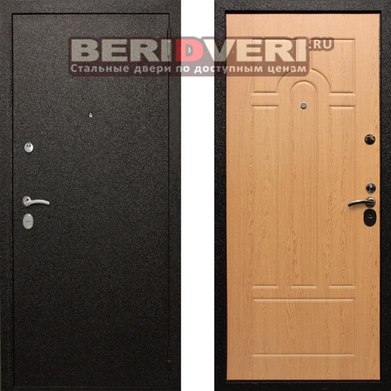 Металлическая дверь Art-Lock-1А Дуб