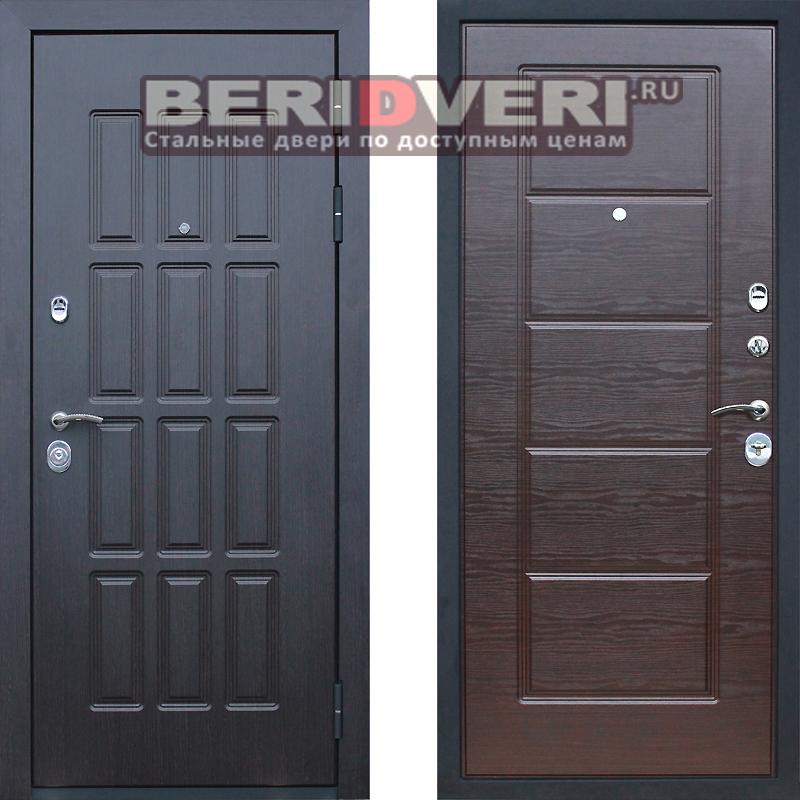 теплые стальные двери с шумоизоляцией