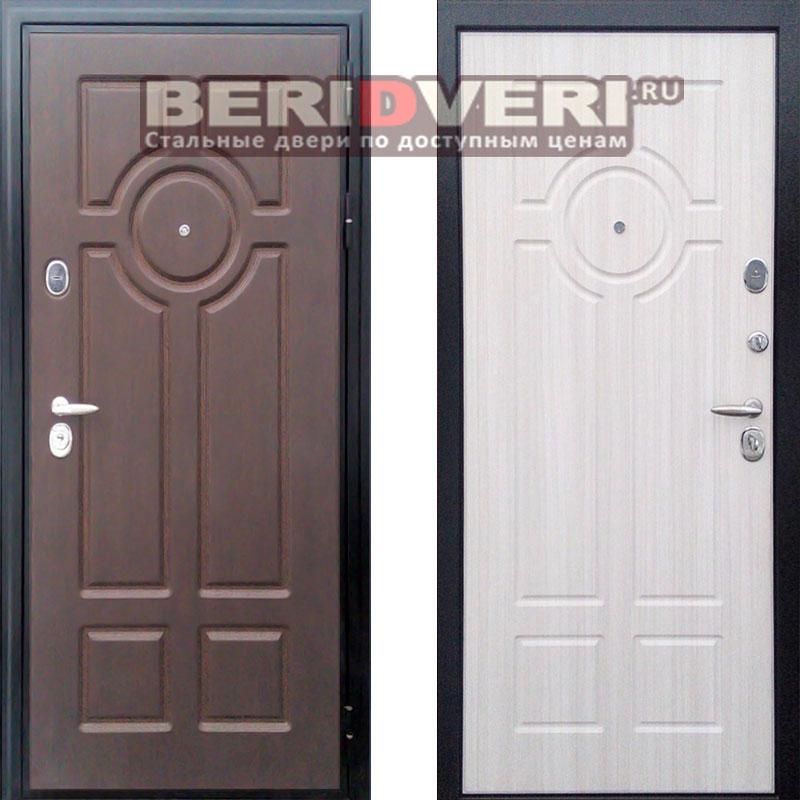 Металлическая дверь Дива МД-07 Сандал