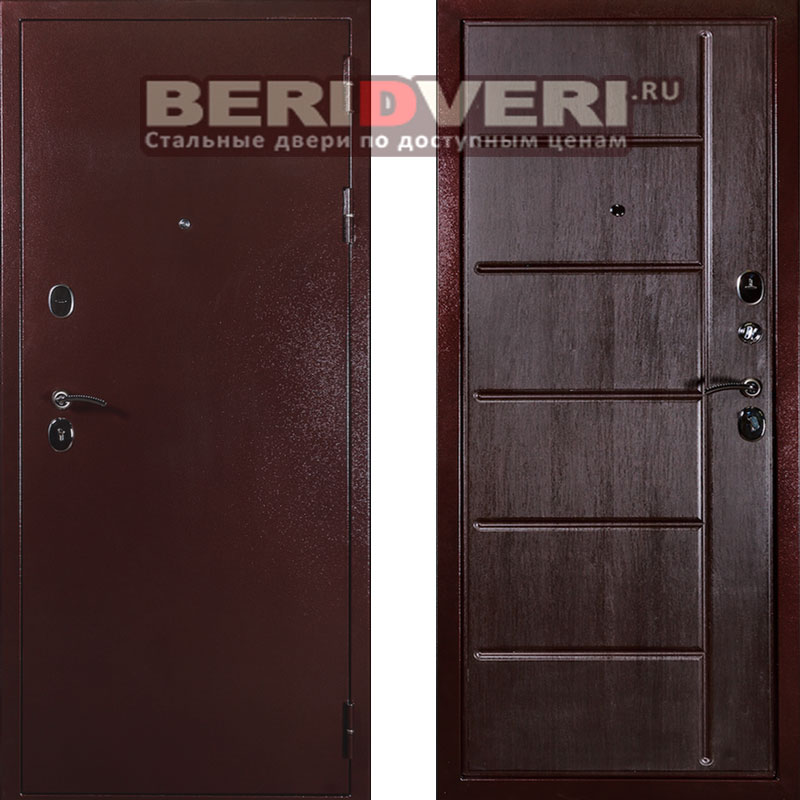 срочно поставить железную дверь в новогиреево