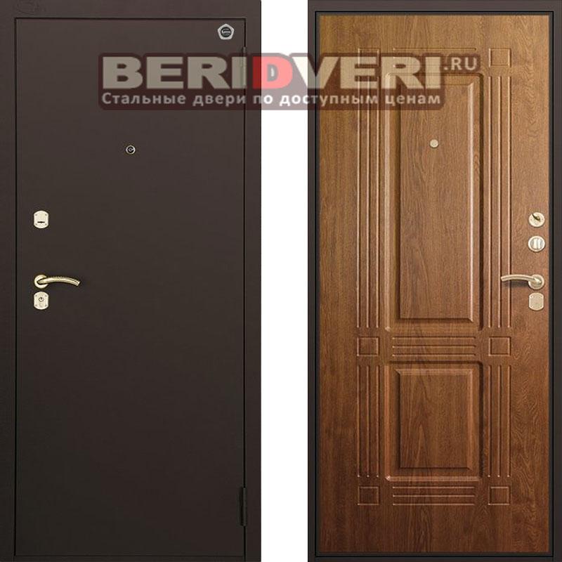 Металлическая дверь Аргус Тепло 1
