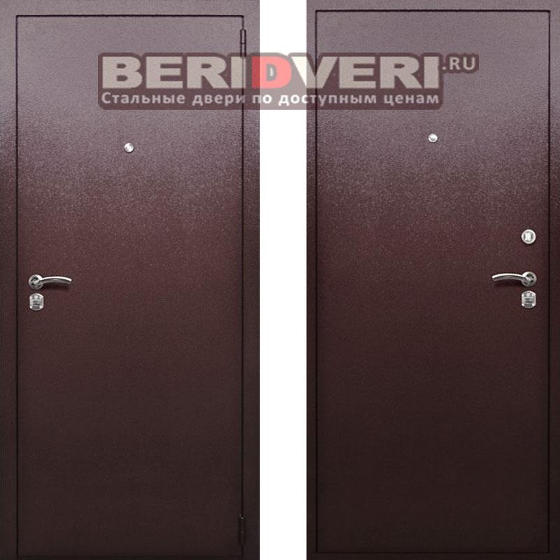 Металлическая дверь Берлога СБ-1