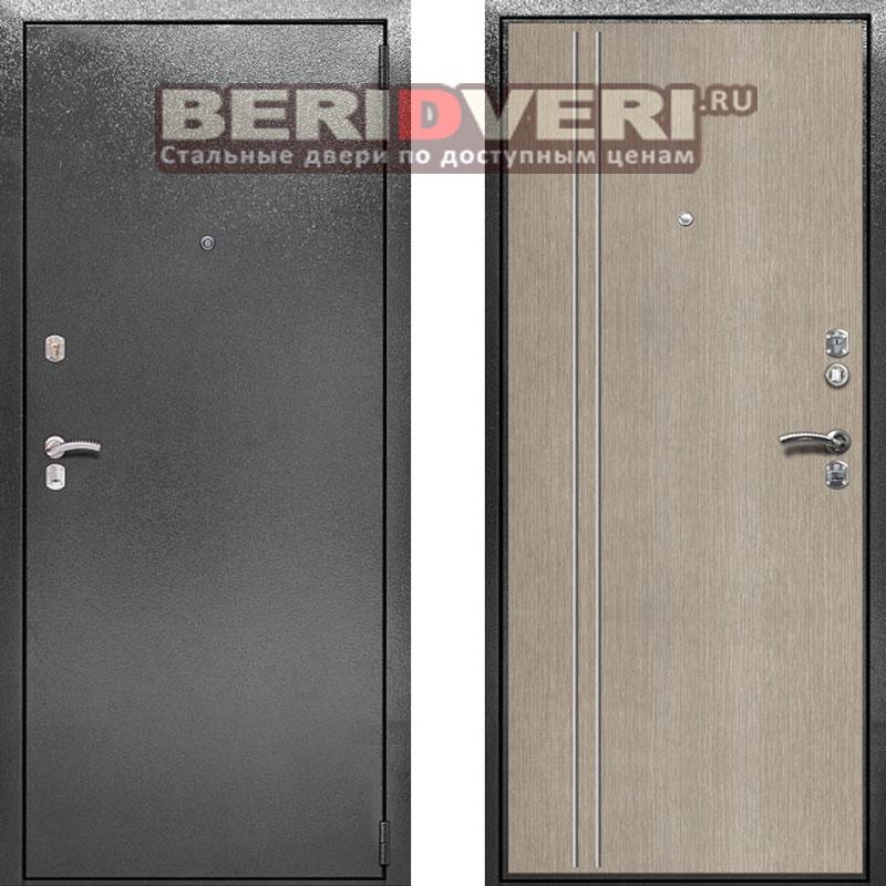 Металлическая дверь Берлога СК-2В