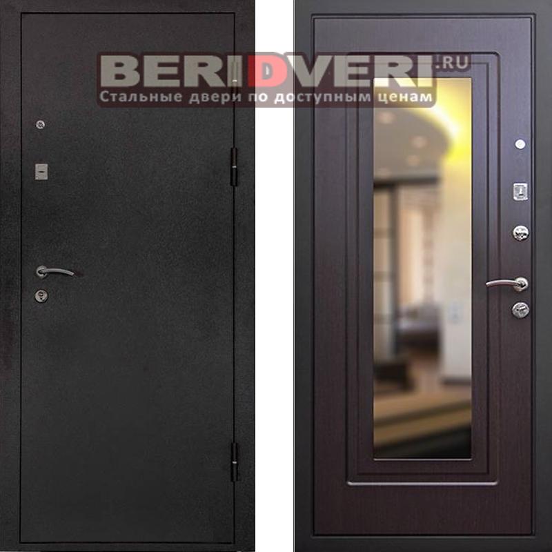 Металлическая дверь Кондор Престиж Венге