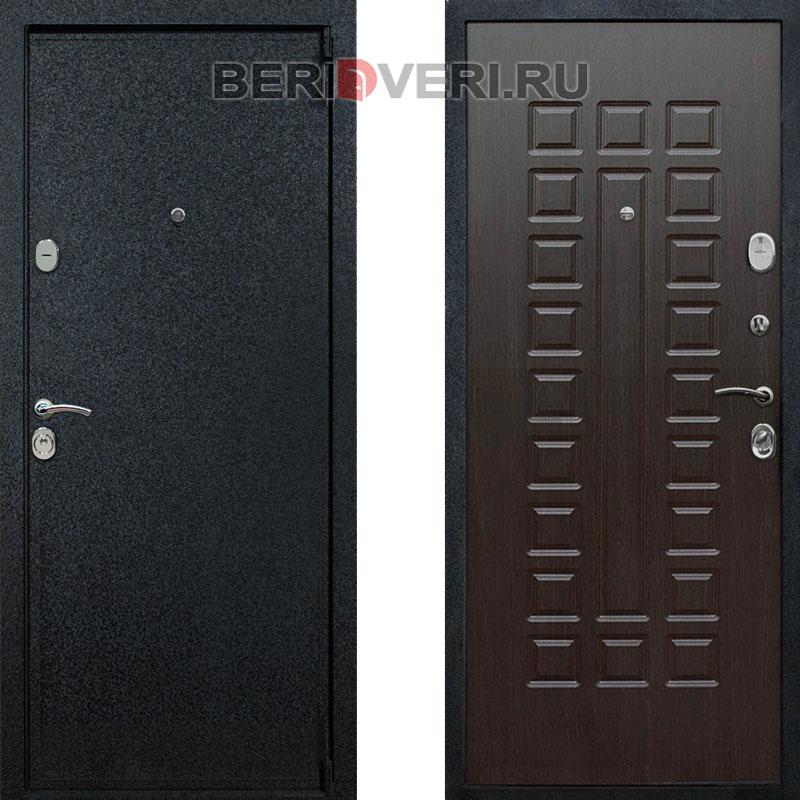 Металлическая дверь REX 3 Венге