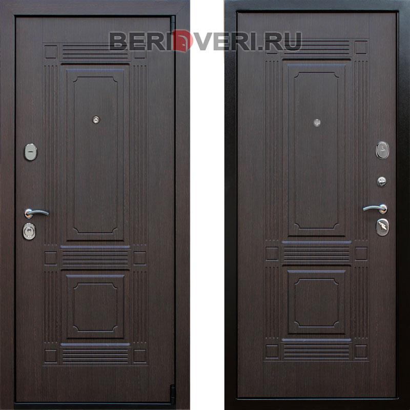 Металлическая дверь REX 9 Венге