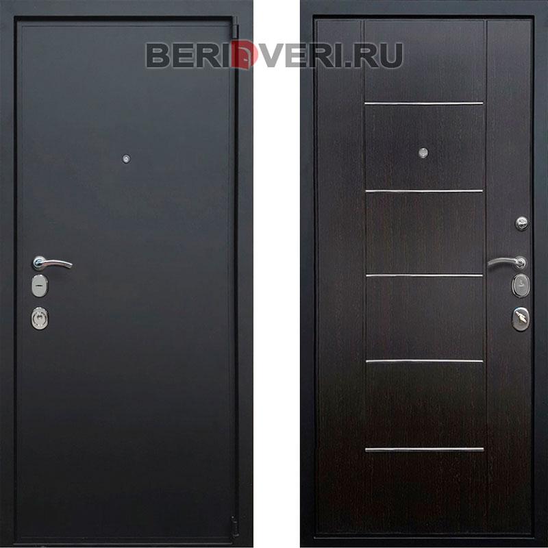 Металлическая дверь REX 3М Венге