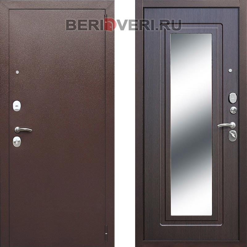 Металлическая дверь Art-Lock Стандарт Z Венге