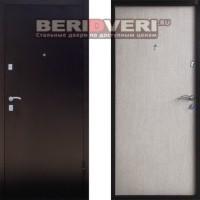 Металлическая дверь Промет BMD-4 Беленый дуб