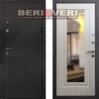 Металлическая дверь Art-Lock-1 Беленый дуб