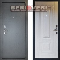 Металлическая дверь Art-Lock-6B Беленый дуб