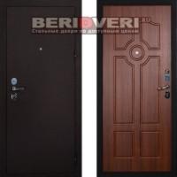 Металлическая дверь Сударь 4 черный