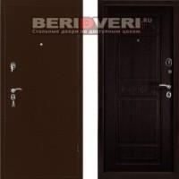 Металлическая дверь Промет BMD-4 Соломон Венге