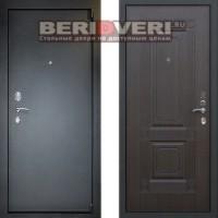 Металлическая дверь Art-Lock-6B Венге