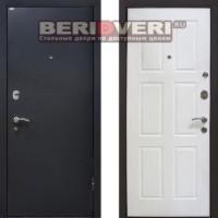 Металлическая дверь МеталЮр М21