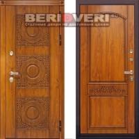 Металлическая дверь ЮрСталь Милано