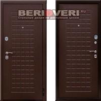 Металлическая дверь BelDoorss Шоколадка