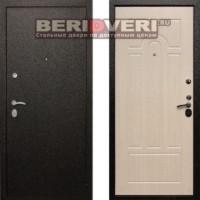 Металлическая дверь Art-Lock-1А Беленый дуб