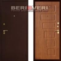 Металлическая дверь Art-Lock-2А Орех темный