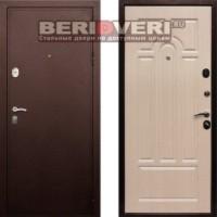 Металлическая дверь Art-Lock-6A Беленый дуб