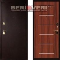 Металлическая дверь Art-Lock-3А Орех