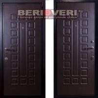Металлическая дверь Лекс 4А Венге