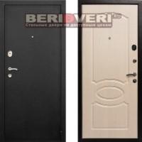 Металлическая дверь Лекс 2 Беленый дуб