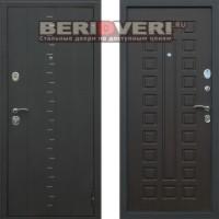 Металлическая дверь АСД Агата 3 Венге