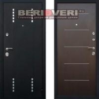 Металлическая дверь АСД Агата 1 Венге