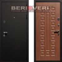 Металлическая дверь REX Верона 16 Орех