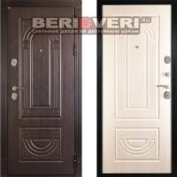 Металлическая дверь Дива МД-36 Беленый дуб