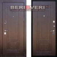 Металлическая дверь Кондор Мадрид Венге