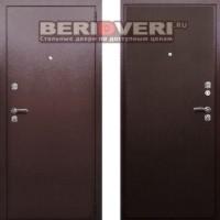Металлическая дверь Берлога СК-1