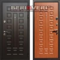 Металлическая дверь REX Премиум 3 Орех