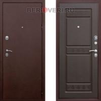 Металлическая дверь Снедо Троя Венге