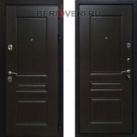 Металлическая дверь REX Премиум Венге