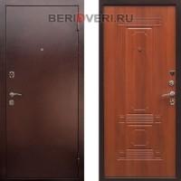 Металлическая дверь REX 1 ФЛ-2 Итальянский орех