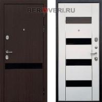 Металлическая дверь REX Премьер Z-2 Черный