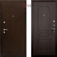 Металлическая дверь Кондор 7 Венге